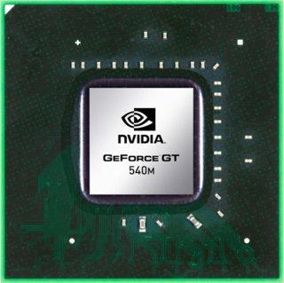 Nvidia GT 540M