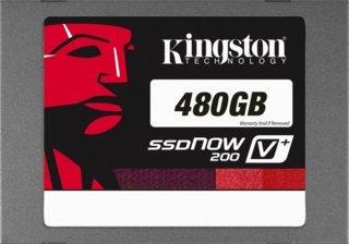 金士顿SSDNow V+200 480GB