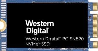 西部数据PC SN520 2242 512GB