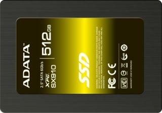 威刚XPG SX910  512GB