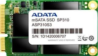 威刚SP310 mSATA SSD 128GB