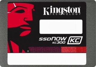 金士顿SSDNow KC300 480GB
