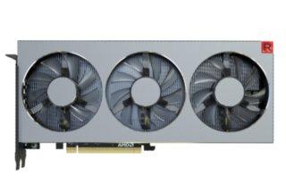 微星RTX 3070 Trio和AMD VII性能比较