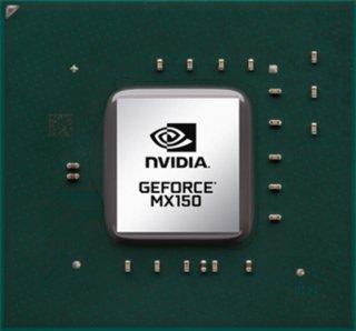 Nvidia MX150