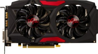 迪兰恒进Red Dragon RX 580 4GB