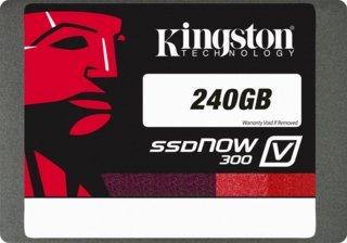 金士顿SSDNow V300 240GB