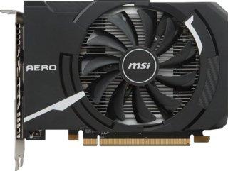 微星RX 550 ITX OC 4 GB